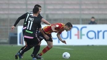 Serie B Padova, intervento al ginocchio sinistro per Capelli