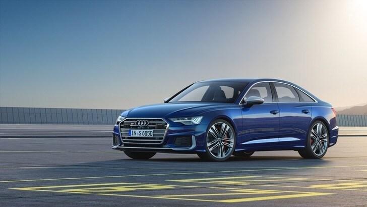 Audi S6 e S7: bassi consumi e prestazioni da prima della classe