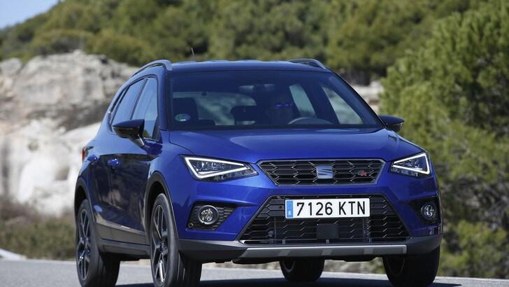 Seat, nuove versioni a metano per Ibiza, Leon e Arona