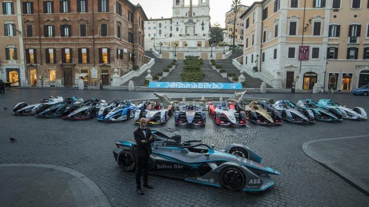 ePrix di Roma, orari e come seguirlo in TV