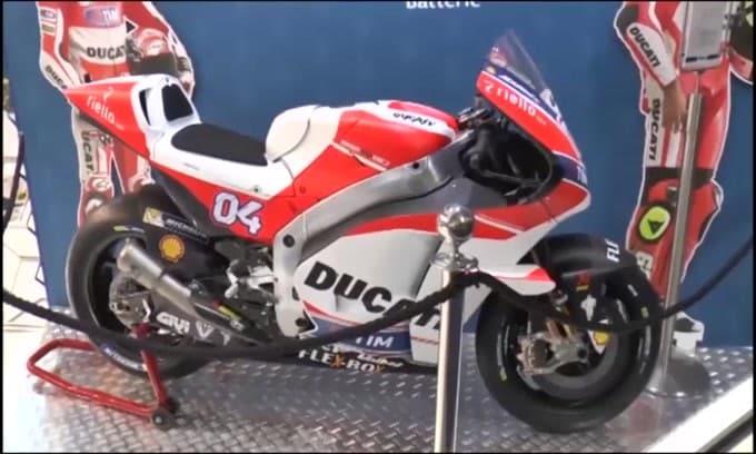 Moto Gp, Dovizioso elogia Marquez
