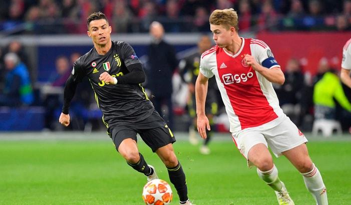 Ten Hag, addio a De Ligt:«Zero possibilità che resti all'Ajax»