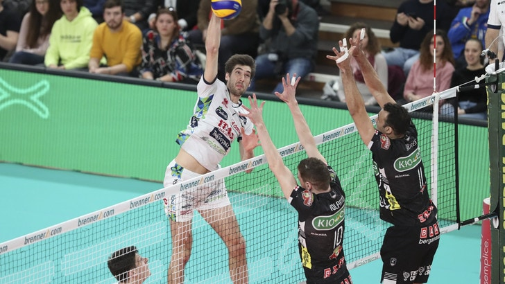 Volley: Superlega, Perugia-Monza, Trento-Padova sfide per la Semifinale