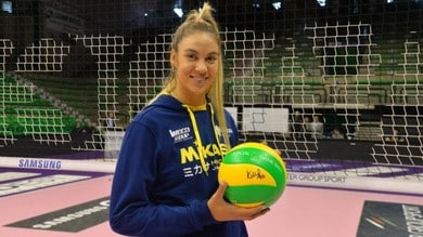 Volley: A1 Femminile, Alina Rodriguez pronta per l'esordio nei Play Off