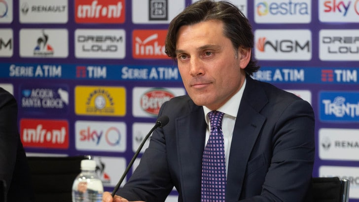 Serie A Fiorentina, Montella: «Ci servono punti e li faremo»