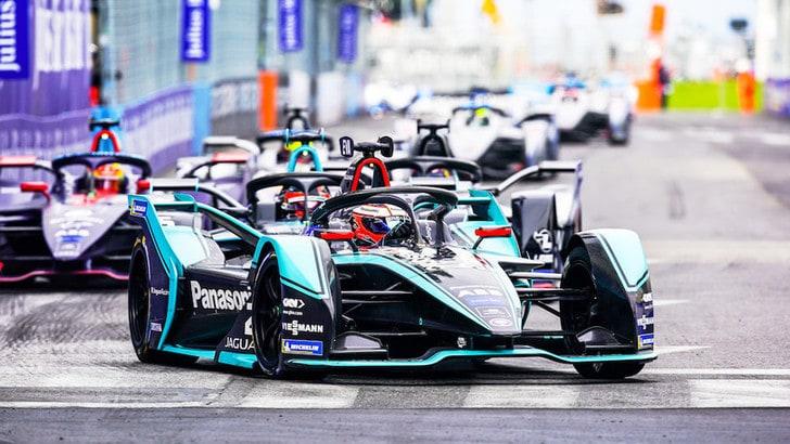 ePrix Roma: Evans, vittoria e spettacolo