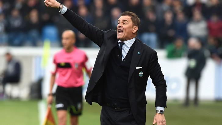Serie A Spal, Semplici: «Gara non facile, ma vittoria meritata»