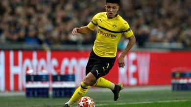 Bundesliga: doppietta di Sancho, il Borussia Dortmund torna al successo