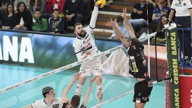 Volley: Superlega, Trento schianta Padova, è in Semifinale