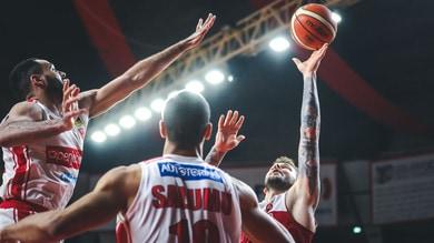 Basket, Serie A: Milano supera Varese e vince il derby lombardo