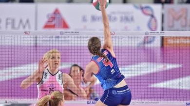 Volley: A1 Femminile, Conegliano e Scandicci chiudono la Serie, due sfide a Gara 3