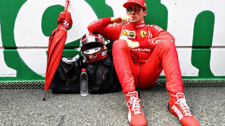 F1 Ferrari, Leclerc: «Non sono stato sacrificato»