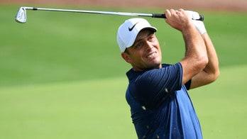 Golf, Augusta Masters: Molinari al comando