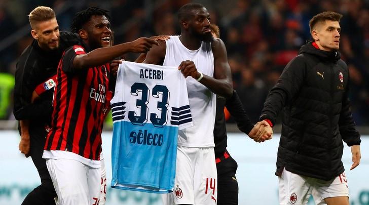 Milan: «Il gesto di Kessie-Bakayoko non era di scherno»