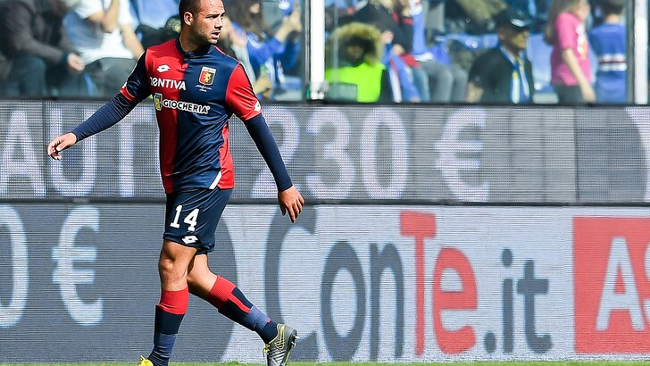 Genoa, si rivede Biraschi: ha lavorato con i compagni