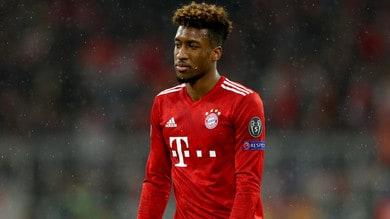 Bundesliga, il Bayern passeggia a Dusseldorf con doppietta di Coman