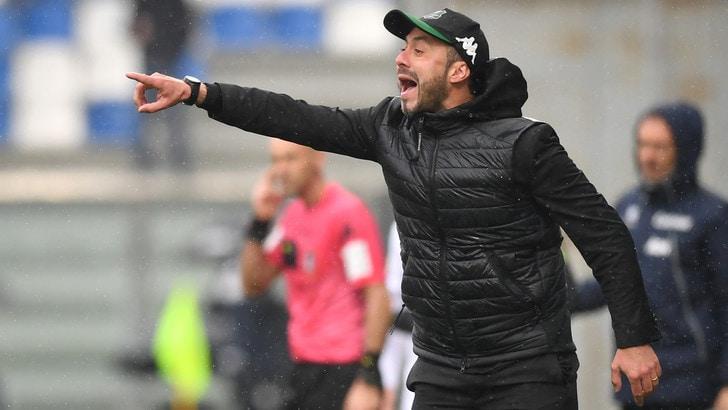 Serie A Sassuolo, De Zerbi: «Condotta una grande partita con il Parma»