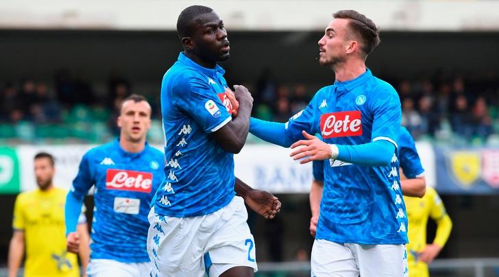 Il Napoli batte il Chievo, ecco quando la Juvevincerà lo scudetto