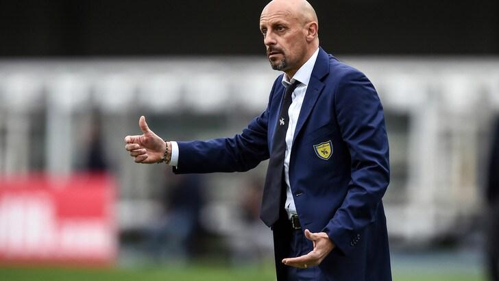 Serie A Chievo, Di Carlo: «Sapevamo di poter retrocedere contro il Napoli»