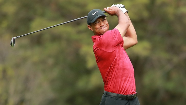 Golf: all'Augusta Masters trionfa Tiger Woods