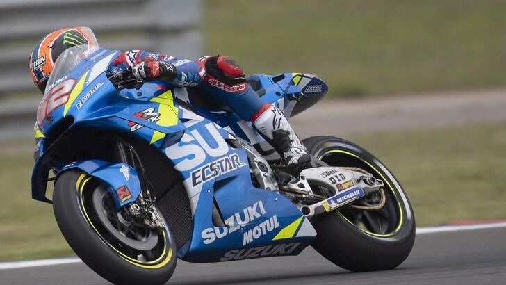 MotoGp Austin: vince Rins davanti a Rossi, Marquez si ritira