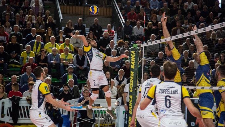 Volley: A2 Maschile, Play Off Promozione, Piacenza e Spoleto continuano la corsa