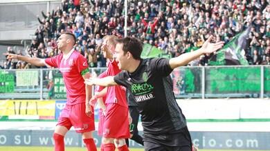 Serie C, Pordenone schiacciasassi: 4-0 al Teramo. Triestina-Fermana 3-0
