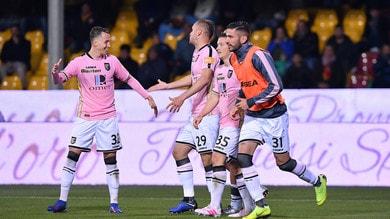 Serie B, Benevento-Palermo 1-2: Stellone chiama, Nestorovski e Puscas rispondono