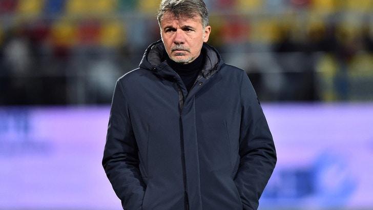 Serie A Frosinone, Baroni: «Dispiace, volevamo regalare al pubblico qualcosa in più»