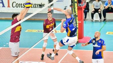 Volley: Play Off A2 Maschile, Roma, Alessano e Taviano scendono in A3