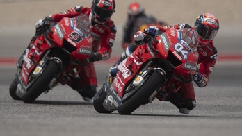 MotoGp Ducati, Dovizioso: «Gara molto dura»