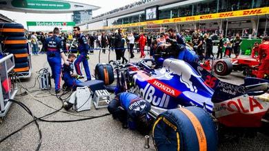 F1 Toro Rosso, Albon: «Felice di aver conquistato un punto»