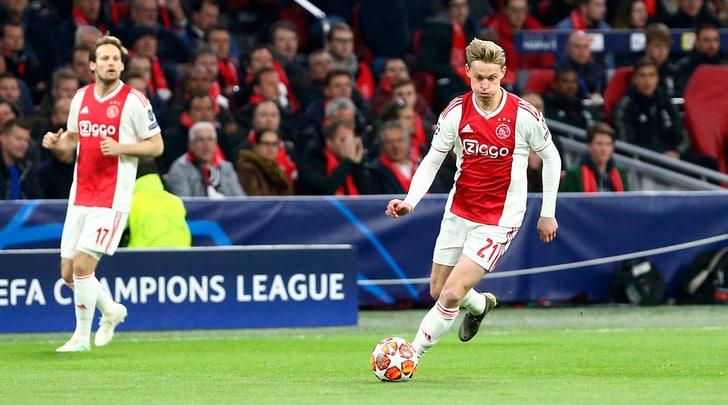 Juve, l'Ajax porta tutti a Torino: convocati anche De Jong e lo squalificato Tagliafico