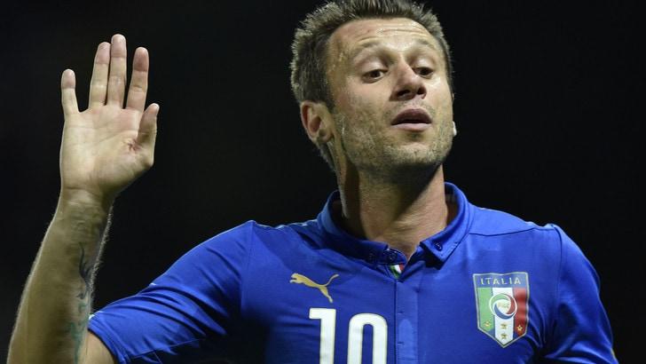 Cassano: «La Juventus se l'è cercata. Allegri ha sbagliato»