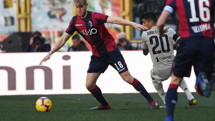 Serie A Bologna, Helander, Destro e Mattiello a parte