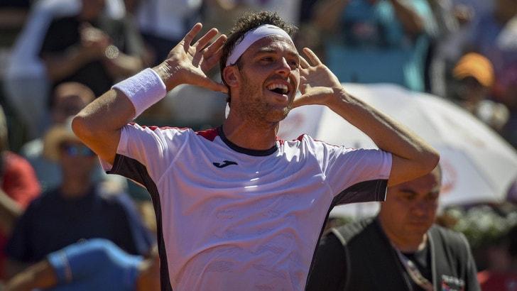 Tennis, classifica Atp: guida ancora Djokovic, Cecchinato primo degli italiani
