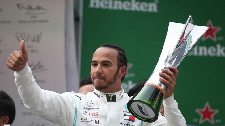 F1, la Mercedes accelera nelle scommesse sul Mondiale