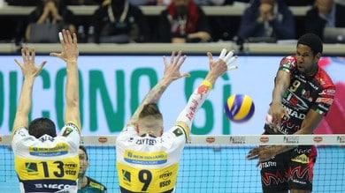 Volley: Superlega, Play Off, partono le Semifinali