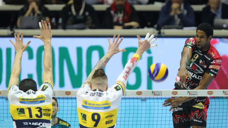 Volley: Superlega, Play Off, partono le Semifinali
