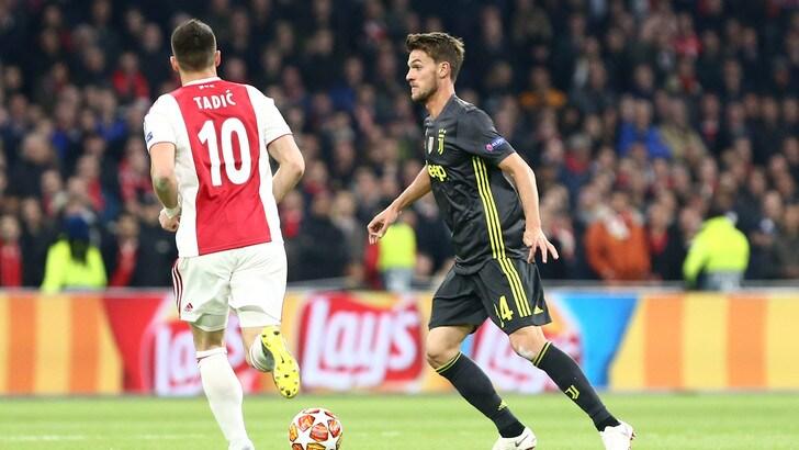 Champions League, Juventus-Ajax: avanti i bianconeri nelle quote