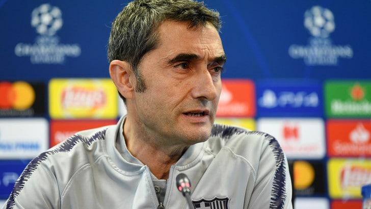 Valverde: «United? Guardate cosa ha fatto contro Juve e Psg»