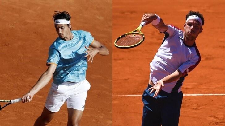 Tennis, Montecarlo: Sonego batte Seppi nel derby azzurro. Avanti anche Cecchinato e Fognini