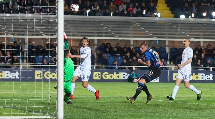 Atalanta-Empoli 0-0: Dragowski ferma la Dea