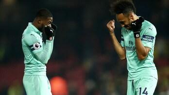 Arsenal, basta Aubameyang: Watford ko in attesa del Napoli
