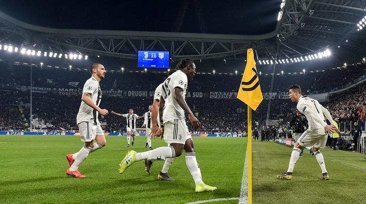 Juve-Ajax, l'incasso supererà i 5,5 milioni di euro