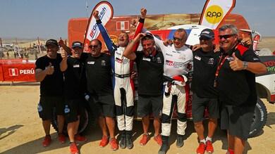 Rally, la Dakar si sposta in Arabia dal 2020