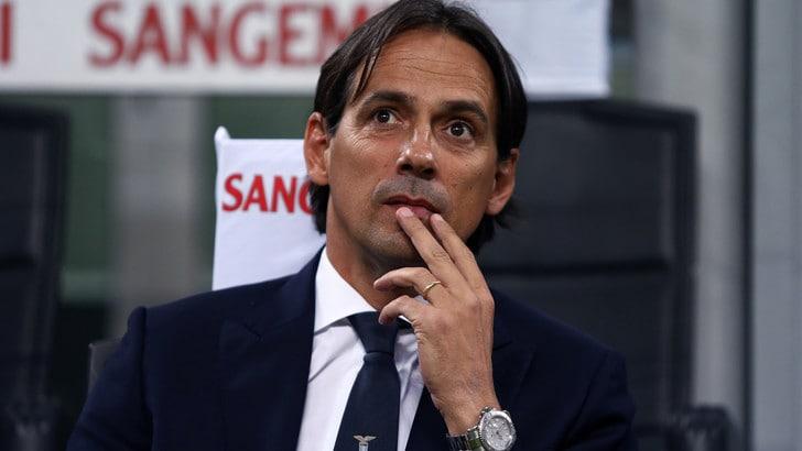 Lazio, Inzaghi: «Il mio sogno è di poter recriminare solo su noi stessi»