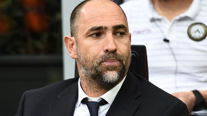 Serie A Udinese, Tudor: «Lazio? Opportunità in chiave salvezza»