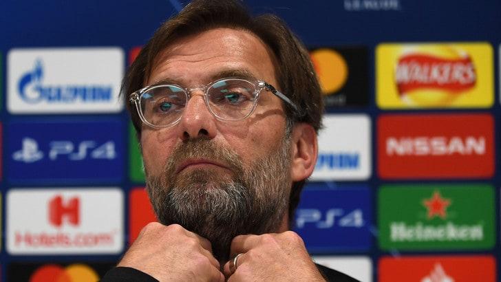 Liverpool, Klopp: «Rivalità tra Salah e Mané? Chi fa più gol vince»