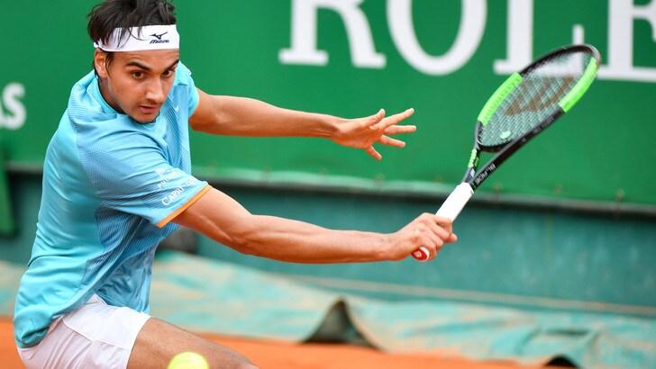 Tennis, Montecarlo: imprese di Sonego e Cecchinato